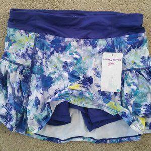 NWT Layer 8 Girls skort shorts XL